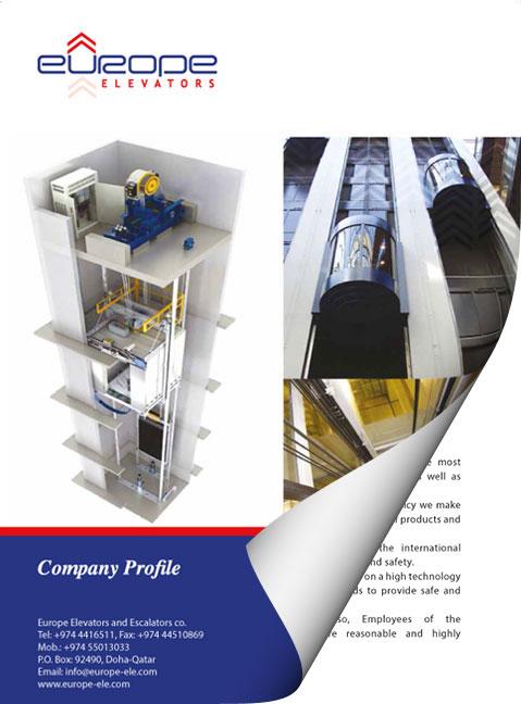 Europe Elevators Escalators - Websites in Qatar